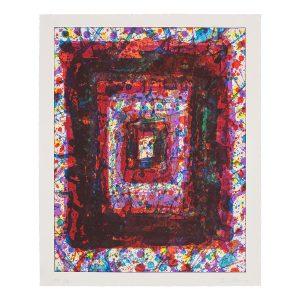 sam francis - lithograph colours sf 257 1979 e shop
