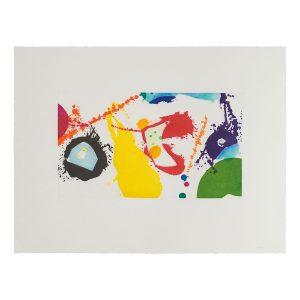 sam francis - lithograph sfe 103 1995 e shop