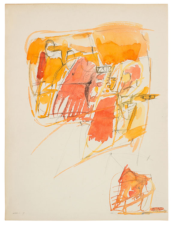 albert bitran - paper untitled 1994