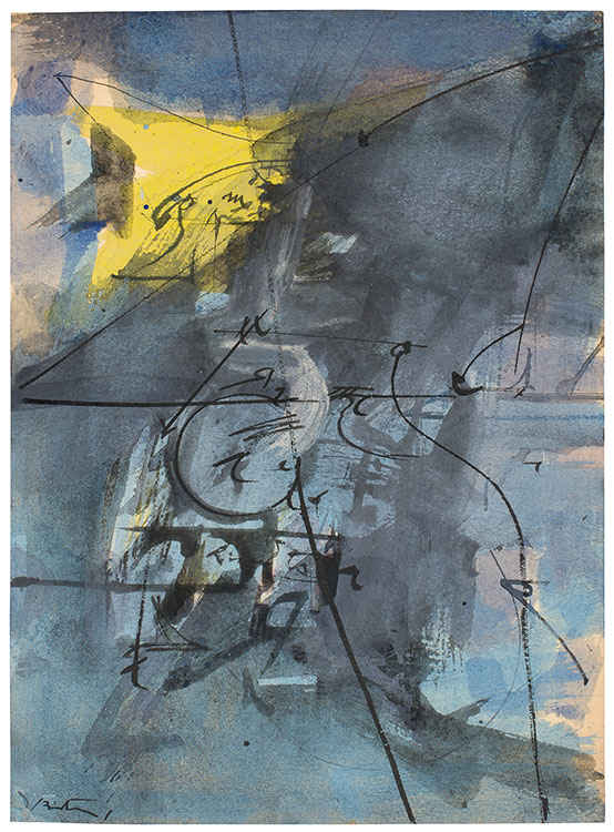 albert bitran - untitled 1988 newsletter art comes to you 21
