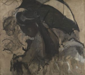 edgar degas - femme a l ombrelle 1870 1872 newsletter lart vient a vous 21