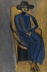 henri matisse - portrait de greta prozor 1916 newsletter lart vient a vous 21