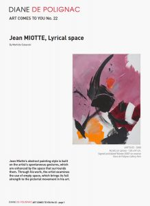 jean miotte - newsletter art comes to you 22