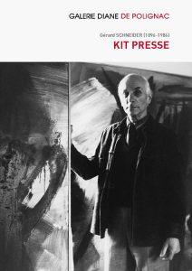 kit presse - gerard schneider fr