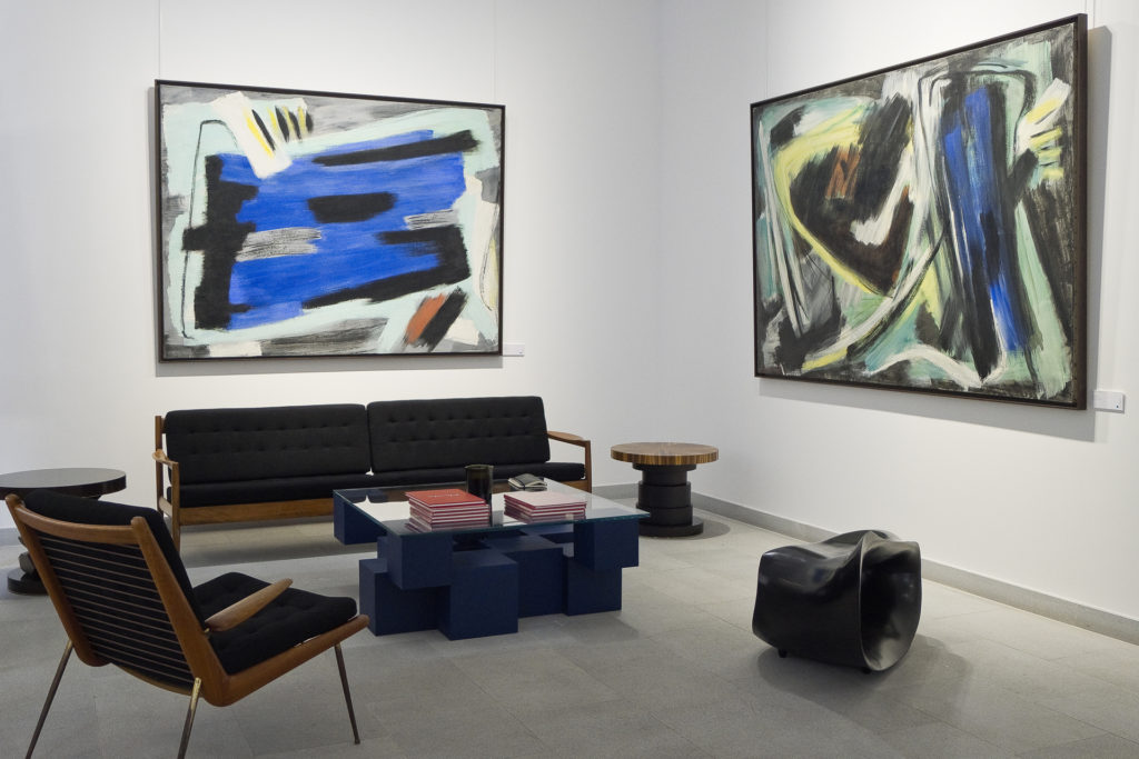 Galerie Diane de Polignac - Expositions - Exhibitions